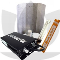 Kit Illuminazione Elettronico Nanolux + Sonlight AGRO 600W