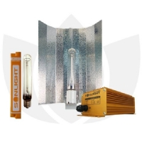 Kit Illuminazione Indoor Elettronico Agro 250w Sonlight