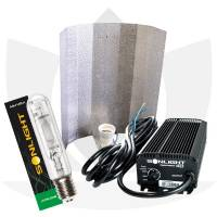 Kit Illuminazione Indoor Elettronico - Sonlight MH 400w