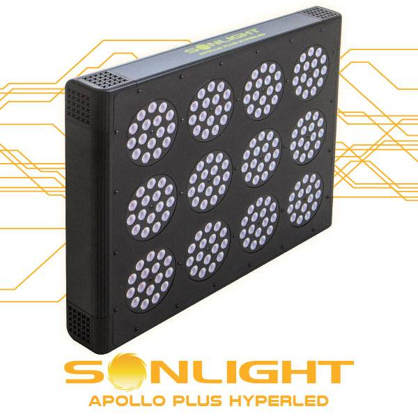 Lampade A Led Per Coltivazione Indoor.Led Coltivazione Sonlight Apollo Plus Hyperled 12 192x3w 576w