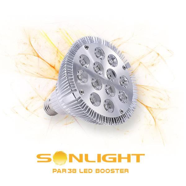 Lampade A Led Per Coltivazione Indoor.Led Per Piante Sonlight Par38 Agro Booster 36w