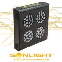 LED Coltivazione Sonlight Apollo PLUS Hyperled 4 (64x3w) 192W