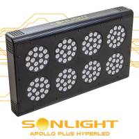 LED Coltivazione Sonlight Apollo PLUS Hyperled 8 (128x3w) 384W