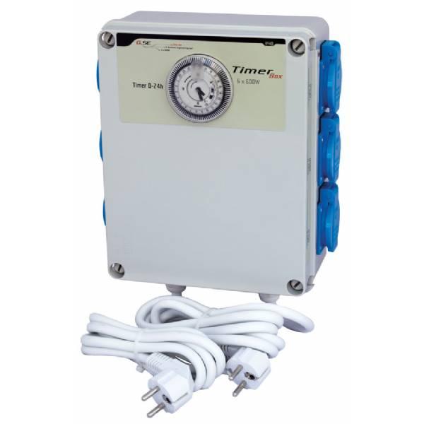 Schema Elettrico Nrg Power : Quadro elettrico con timer w