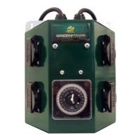 GreenPower - Quadro Elettrico con Timer - 4x600W