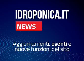 Tutte le news sul blog di idroponica.it