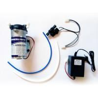 Booster per Osmosi Inversa - Kit Pompa RO Alto Flusso 2.0A