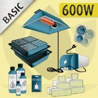 Kit Aeroponica Indoor 600w - BASIC