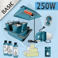 Kit Idroponica Indoor 250W Basic