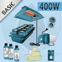 Kit Idroponica Indoor 400W - BASIC