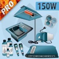 Kit Idroponica Indoor 150W Pro