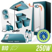 Kit Indoor BIO con Grow Box - HPS Agro 250W