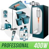 Kit Indoor Terra 400w + Grow Box - PRO