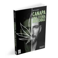 Libro Canapa - Una storia incredibile di Matteo Gracis