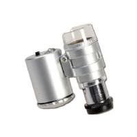 Microscopio Mini 60x Con Luce UV - LED