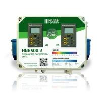 Regolatore automatico  di pH/Conducibilità - HNE 500-2