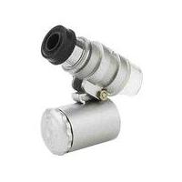 Microscopio Tascabile 20x Con Luce a Led