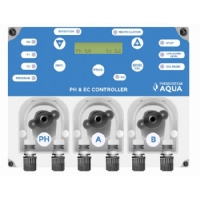 PH & EC Controller | Regolatore e dosatore di pH e Conducibilità