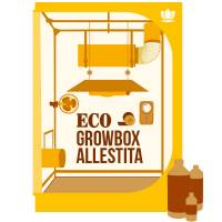 ECO Grow Box Allestita 400W AGRO + OMAGGIO