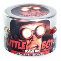 Trito Fresco di Peperoncino Little Boy - Puro T.S. Moruga Red 42gr