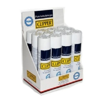 Box Clipper PURE IsoButano Bombola 12x 300ml