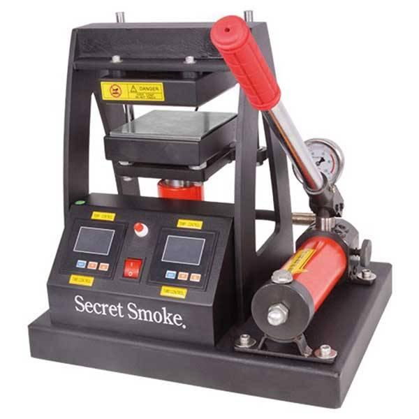 Secret Smoke Pressa Idraulica 900w Per Rosin