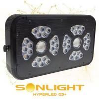 LED Coltivazione Sonlight Hyperled G3+ 270W (USATO RICONDIZIONATO)