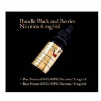 La Tabaccheria Black&Berries 60ml - 6mg/ml