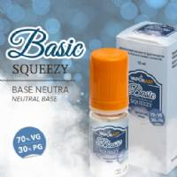 Squeezy Base Neutra 70/30 - 10ml - Nicotina 9mg/ml