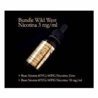 La Tabaccheria Wild West - 3mg/ml