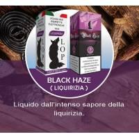 Lop Black Haze 10ml - 0mg