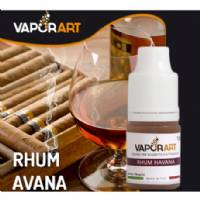 Vaporart Rhum-Havana 10ml - Nicotina 0mg/ml