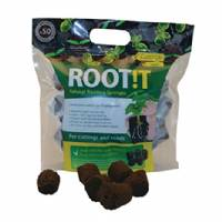 ROOT!T - Natural Rooting Sponges - 50 cubi