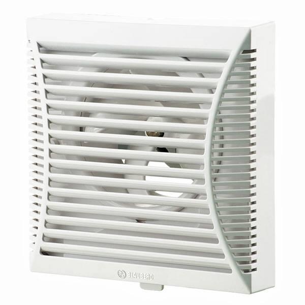Aspiratore d 39 aria silenzioso blauberg brise 100 per bagno e cucina - Aspiratori da bagno vortice ...