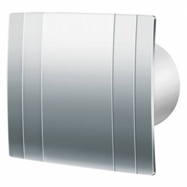 Aspiratore Bagno Silenzioso - Blauberg Quatro Chrome 100