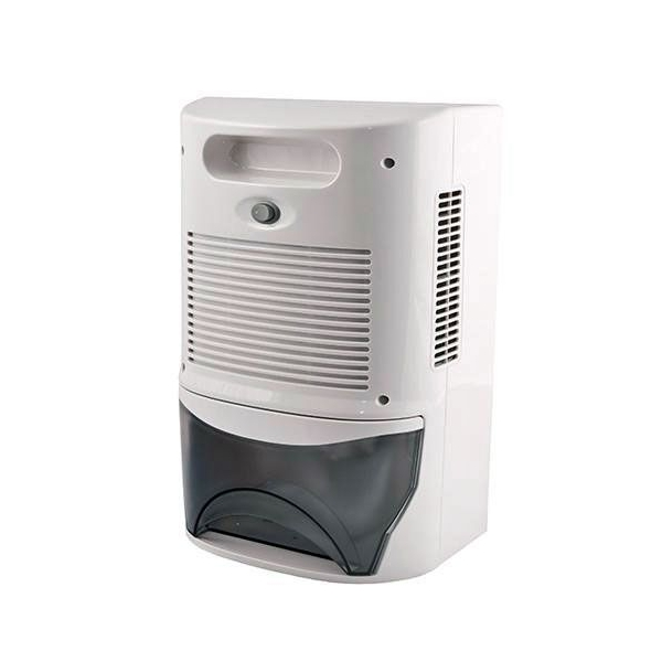 Deumidificatore d 39 aria pure 2l 60w controllo clima for Deumidificatore silenzioso