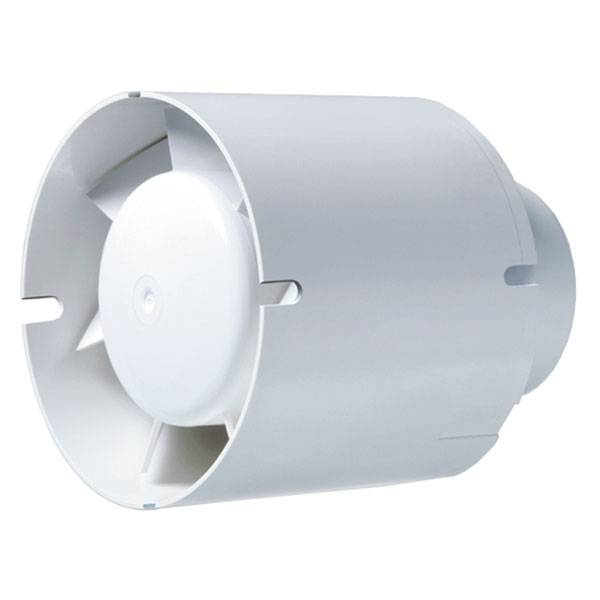 estrattore in linea blauberg tubo 10cm 137 m3h