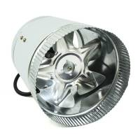 Duct Booster Fan - Aspiratore in Linea (Metal) 200mm