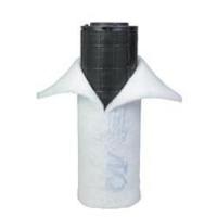 Can-Lite Filtro Carboni Attivi 425m³/h + Flangia-12,5cm