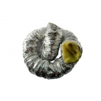 Condotta areazione flessibile fonoassorbente Ø 15cm - 5mt