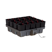 Sistema Idroponico Platinium - HydroPro 120 - 16 Vasi 11L