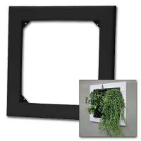 Cornice nera per Flowall - 40x42cm