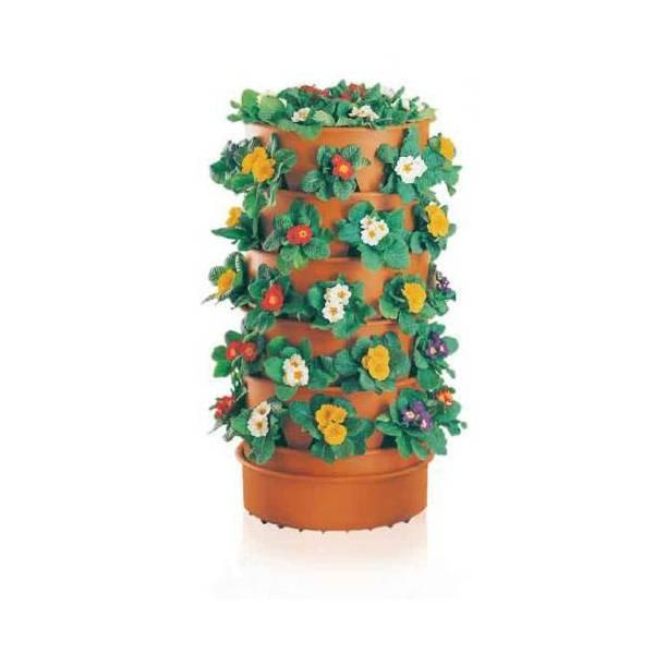 Contenitori Per Piante : Greenkit vasi coltivazione verticale si estende in