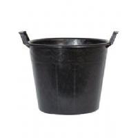 Mastello per coltivazione con manici 110L 66x60x50cm